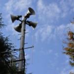 CBMM realiza novos testes de sirenes nesta semana