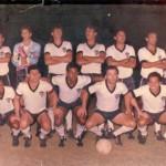 – Araxá Esporte Clube – De pé: Williams, Betão, Édson Gaúcho, Hermé, Cacau e Wílson. Agachados: Adaílton, Calvex, João Paulo, Edmílson Patureba e Chiquinho.