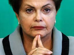 Foto Dilma cai nas pesquisas