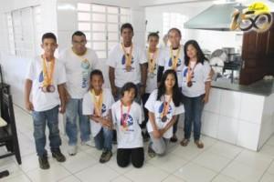 Foto atletas da Apae no Jemgs  (7)