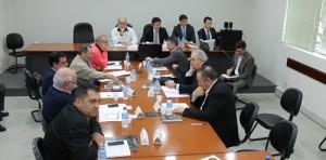 Foto reunião Copa Sul Minas
