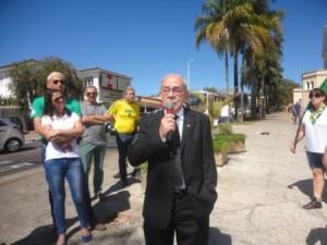 José Chaves Delegado da Maçonaria