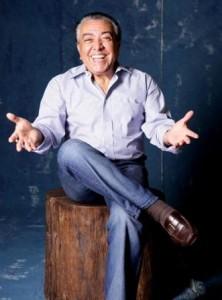 Mauricio de Sousa -Foto de Lailson dos Santos