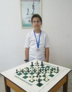 Vitor xadrez