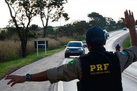 Foto Feriado Operação da PRF
