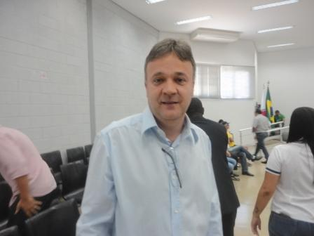 Foto Mauro do Detran