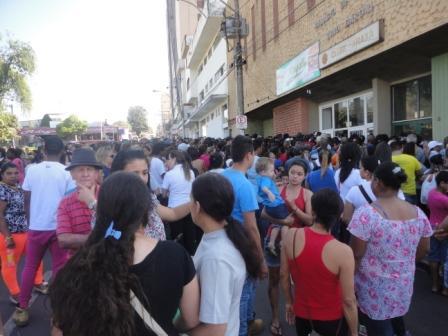 Foto denúncias e protestos