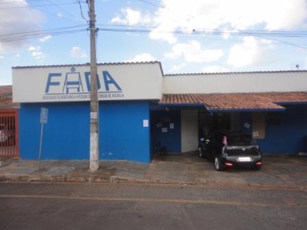Foto sede da FADA