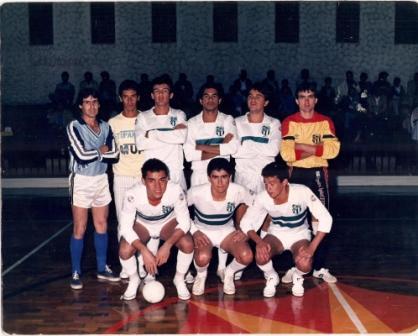 Foto time do Juventude ( bola pesada)