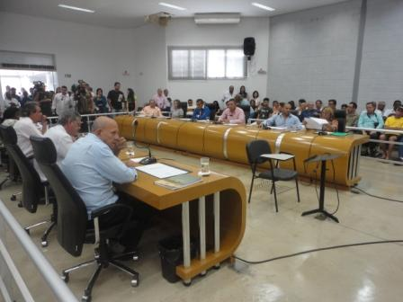 Roberto do Sindicato é o novo pres. da Câmara (2)