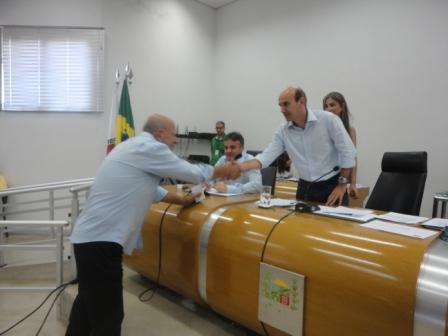 Roberto do Sindicato é o novo pres. da Câmara (4)
