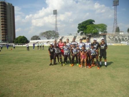 Equipe do Araxá Esporte