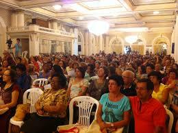 Foto congresso igreja Batista 1