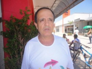 José Roberto Alves Prs. Sin Banc. Araxá