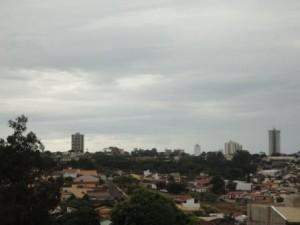 Chuva em Araxá