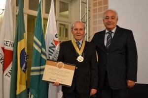 Empresário Eurípedes Gonçalves Rios, (Branquinho) merito empresarial,