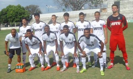 Equipe do Clube Atlético Mineiro