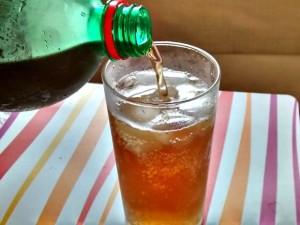Foto bebida doce - coração 1