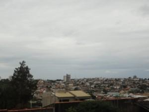 Tempo chuva Araxá