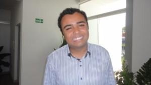 vereador Romário do Picolé do PTdoB