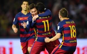Barcelona vence River 1