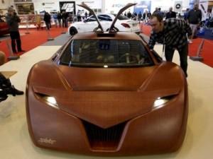 Carro de madeira 1