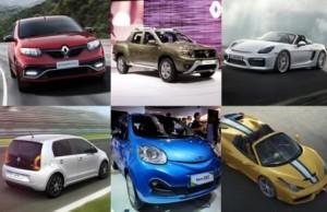 Carros lançamentos 2016 - 1