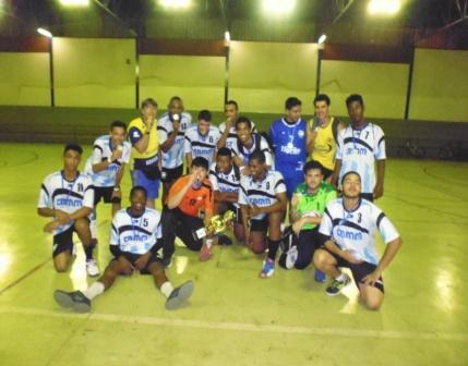 Equipe Juvenil campeã - Cópia