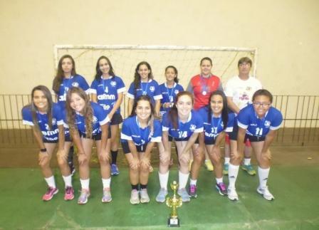 Equipe juvenil vice-campeã - Cópia