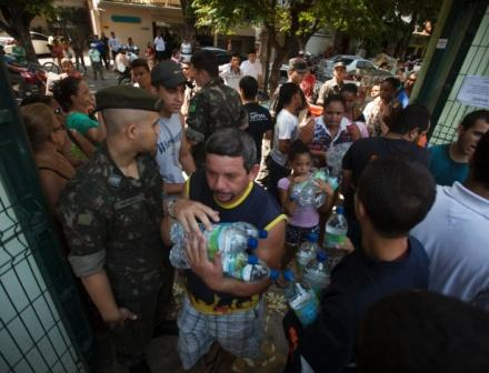 ONU critica governo pela tragédia em Mariana 1