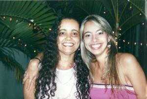 Sueli Rodrigues e Samira Rodrigues