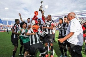 Galo vence Flórida Cup