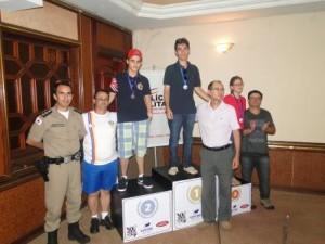 Torneio Xadrez Categoria filhos de militares
