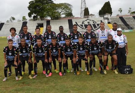 Gansinho 0 X 2 Cruzeiro 1