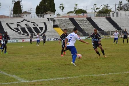 Gansinho 0 X 2 Cruzeiro 2