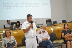 Secretário de Saúde de Araxá