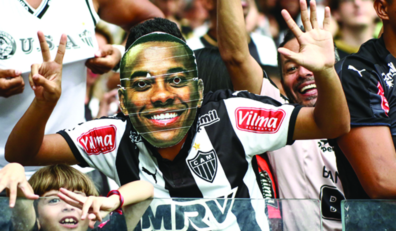 BELO HORIZONTE / MINAS GERAIS / BRASIL  02.04.2016 Atlético x Vila Nova no estádio Minas Arena Mineirão  - Campeonato Mineiro 2016 - foto: Bruno Cantini/Atlético MG