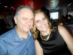 Clélia Grabowski e Dr. Aylan Cesar