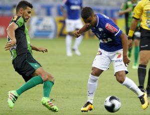 Cruzeiro e América Mineiro jogam amanhã caderno de esportes