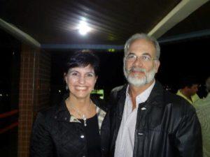 Edinah Sousa e Clóvis