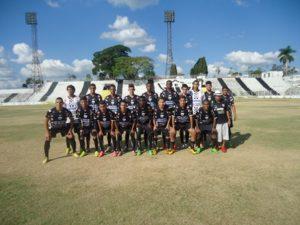 Equipe do Araxá Esporte (Gansinho)
