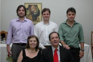 Tarcisio Cardoso e Família