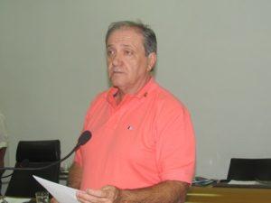 vereador Jairinho Borges do PRP