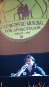 José Garcia - Ass. Aposentados da Argentina
