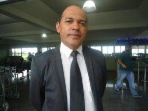 Alísson gerente do Tauá Grande Hotel