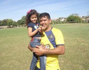 Bebeto artilheiro do campeonato da Equipe do Tigrão 13 gols